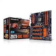 Gigabyte 1150 GBT Z97X-SOC Force Scheda Madre, Nero