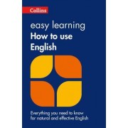 Easy Learning How to Use English by Collins Dictionaries