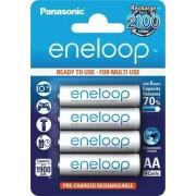 Acumulatori Foto Panasonic Eneloop, AA, 1900 mAh, 4 buc