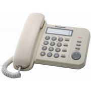 Telefon Fix Panasonic KX-TS520FXJ (Bej)