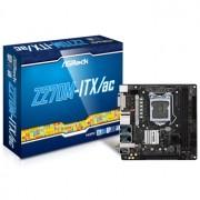 Placa de baza ASRock Z270M-ITX/ac, socket 1151