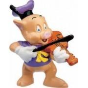 Figurina Bullyland Little Pigs Violonist