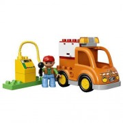 Lego - lego duplo town - 10814 autogrù