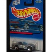 #2000-178 Dodge Viper RT/10 Collectible Collector Car Mattel Hot Wheels 1:64 Scale