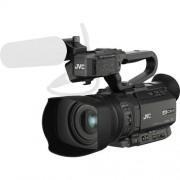 Filmadora JVC GY-HM200 4K Handycam com Streaming e Wi-Fi