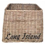 Rieten Vloerlampenkap - Long Island