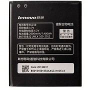 Lenovo Battery (BL210) 2000 mAh For S820 S650 A656 A658T A766 A750E A770