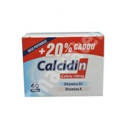 Calcidin®*60 plicuri 20% CADOU