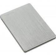 Hard disk extern Toshiba Canvio Slim 1TB 2.5 inch USB 3.0 Silver
