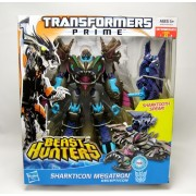 Transformers Prime Sharkticon Megatron - Beast Hunters - Voyager