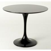Replica Tulip Table - Black - size 90cm