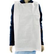 "Adult Lap Bibs with Slipover, 16"" x 33"" Part No. 4406 Qty 300 Per Case"