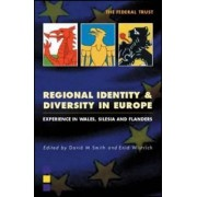 Regional Identity and Diversity in Europe by David M. Smith