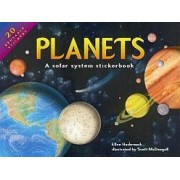 Planets: A Solar System Stickerbook by Ellen Hasbrouck