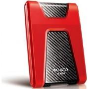 "HDD Extern A-DATA DashDrive Durable HD650, 2.5"", 1TB, USB 3.0 (Rosu)"