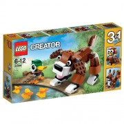 LEGO - Animales del parque, multicolor (31044)