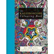 The Kaleidoscope Colouring Book by Beverley Lawson