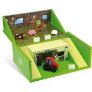 Vilac Puzzle Set in Suitcase Farm