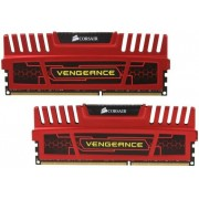 Memorii Corsair Vengeance Red DDR3, 2x4GB, 2133 MHz