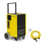 Dezumidificator TTK 355 S + cablu de prelungire profesional 20 m / 230 V / 2,5 mm²
