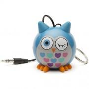 Boxe Trendz Mini Buddy Owl, Portabila