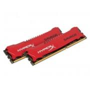 KINGSTON DIMM DDR3 16GB (2x8GB kit) 2400MHz HX324C11SRK2/16 HyperX XMP Savage