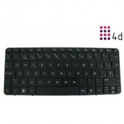 4d - Replacement Laptop Keyboard for HP-Mini-210-3000