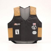 M&F Western Products Youth Bull Rider Vest - SM-BK