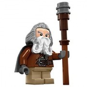 LEGO The Hobbit: Oin the Dwarf Minifigure (Lord of the Rings)