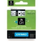Dymo Original DirectLabel-Etiketten schwarz auf weiss 45013