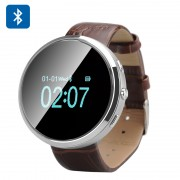 D360 - Smart Montre / Bluetooth / SMS + Sync répertoire / Réponse aux appels / Appels / Journal d'appels / Surveillance du sommeil / Podomètre / Argent