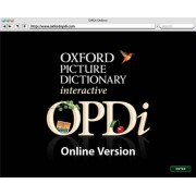 Oxford Picture Dictionary Interactive Online Student Access Only (12-Mo. Access)