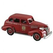 CORGI CS90013 - FIRE HEROES - CHEVROLET CAR FIRE CHIEF - MEMPHIS F. D.
