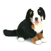 "Hansa Bernese Mountain Dog Puppy 14"" H"