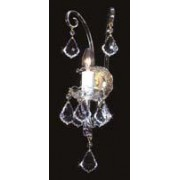 Crystal wall sconce 4031 01/01-108SW