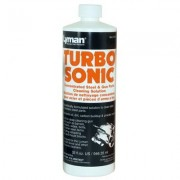 Lyman Turbo Sonic Cleaning Solutions And Accessories - Lyman Turbo Sonic Steel Solution, 32 Oz.