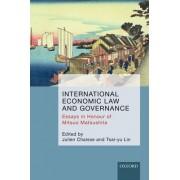 International Economic Law and Governance: Essays in Honour of Mitsuo Matsushita