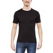 Icebreaker Oasis SS Crewe Shirt Men black 2017 Merino Shirts
