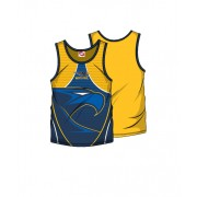 West Coast Eagles Mens Training Singlet