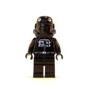 TIE Fighter Pilot - LEGO Star Wars Figure