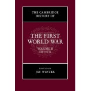 The Cambridge History of the First World War by Dr Jay Winter