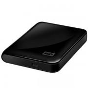 Western Digital Disque dur externe 2,5'' 750 Go USB 3.0 Western Digital My Passport Essential SE Noir