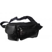 Good Life Stuff GLSWP-7008 Waist Bag(Black)