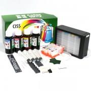CISS pre HP 364 s atramentmi