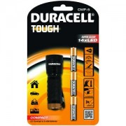 Duracell Tough Compact 3AAA 14LED Zaklantaarn (18 mtr) (CMP-5)