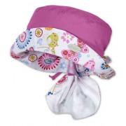 SOMMER project 6/8 Mädchen Hut mit Nackenschutz STERNTALER 1431425 -K92-