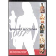 BOND GIRLS ARE FOREVER TV DVD 2002