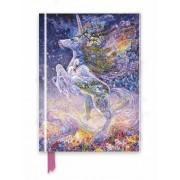 Josephine Wall: Soul of a Unicorn (Foiled Journal) by Flame Tree Studio