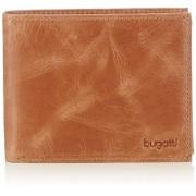 Bugatti Bags Bogotá - Monedero de cuero unisex
