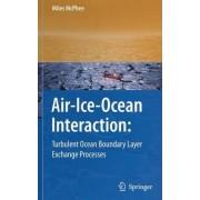 Air-ice-ocean-interaction by Miles McPhee